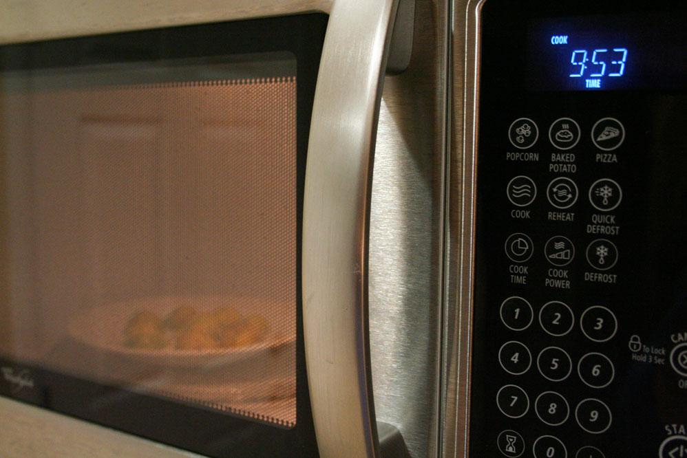 Panasonic microwave 1500 watts