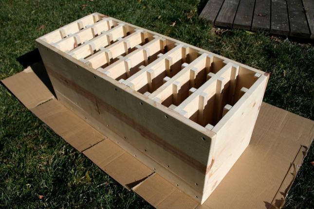 diy wine rack plansplans to build a wine rack