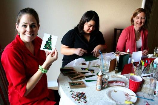 Handmade Holiday Card Workshop